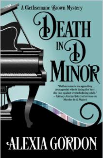 alexia gordon book death
